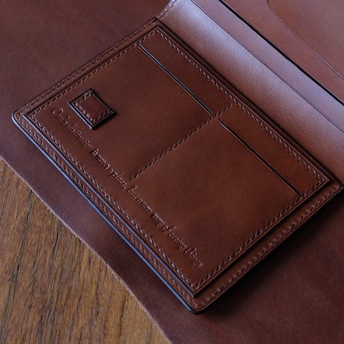 Mildy Hands - PC01 - Passport Holder Passport Case (custom engraving)