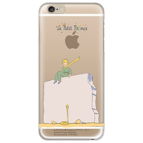 "The Little Prince Classic authorization -TPU phone case: yellow snake beneath the walls [] ""iPhone / Samsung / HTC / ASUS / Sony / LG / millet"""