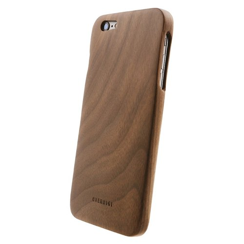 OVERDIGI Mori iPhone6 ​​(S) plus all-natural walnut wood Case