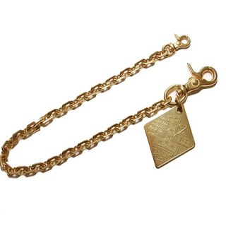 1% ER brass wallet chain - 1% ER brass wallet chain