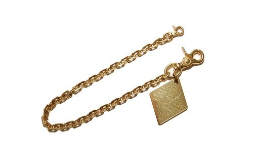 1%ER brass wallet chain - 1%ER黃銅皮夾鏈