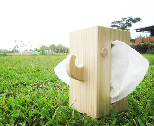 大象面紙盒
