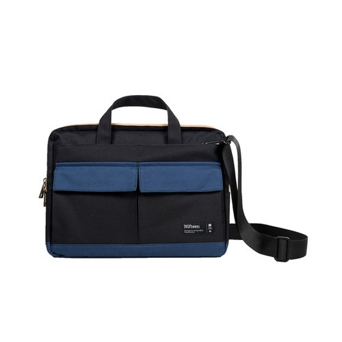 Nifteen - Laptop Tote Black (Sold Out Do not single)
