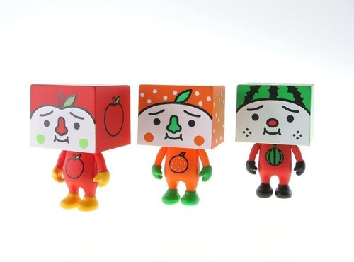 2-inch doll - Fruit tofu 2inch figure Fruit TO-FU