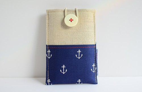 Minimalism. Phone sets. Deep sea sailor
