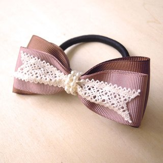 Handmade hair accessories - Autumn Classic
