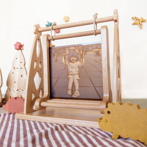 【Custom gift】 swing frame │ ordinary models