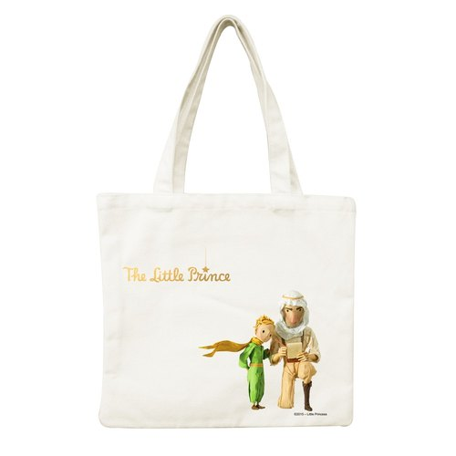 Little Prince Movie Version authorized - large canvas bag: [help] I painted sheep