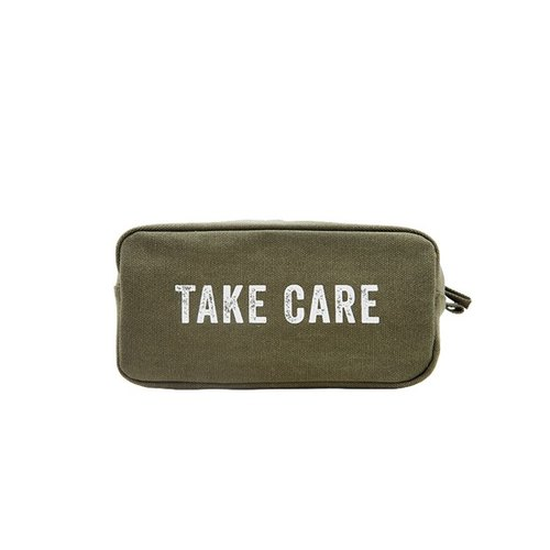 Izola -Take Care Dopp Kit letter pouch
