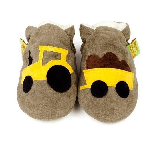 ★ ★ custom handmade shoes FunkyFeet Fashions [British] camel towing vehicle toddler shoes 0-24M (NT $ 1750) / 2-7Y (NT $ 1950)