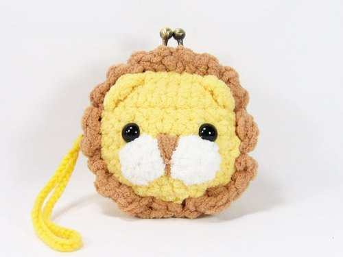 Seriously Lion - Lion - mouth gold package - Purse