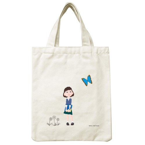 Little Prince Movie Version Authorization - a small canvas bag: travel [heart]
