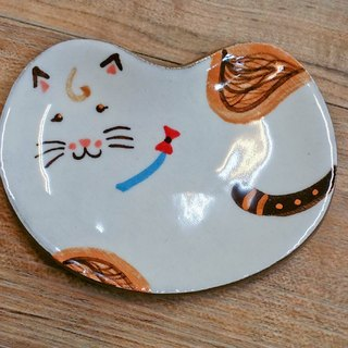 【Small Bean Saucer】Cat Little Prince - Pipi Cat