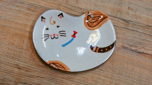 Kitty cat Pippi Little Prince ─ ✖ red bean dish