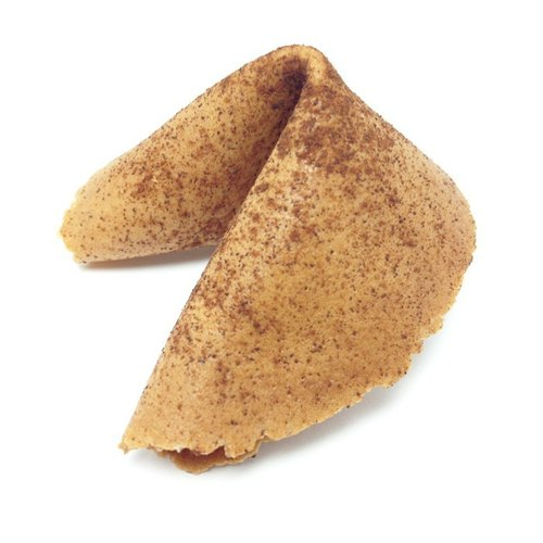 [Every day] fortune fortune cookie message - handmade freshly baked cinnamon flavored fortune cookies FORTUNE COOKIE
