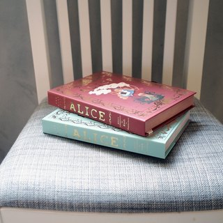 Special plan sets ▌ double book box + fairy note tape Ch10-12 ▌ Alice in Wonderland
