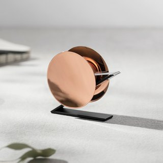 Cantili Tape Dispenser Copper