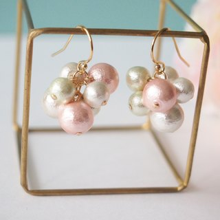 【14kgf】cotton pearl pierceⅡ