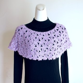 Soft Warm Cloak(Purple)