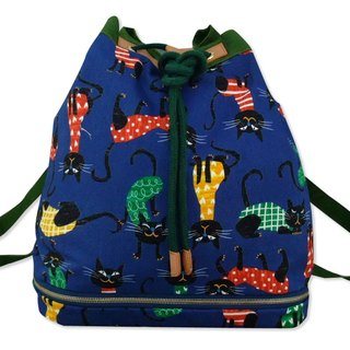 Piquen : Anti-radiation family picnic bag, rucksack, travel bag, picnic mat