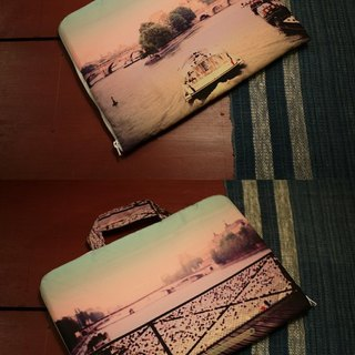[Good] tablet packet to travel the Seine River Scenery ◆ ◇ ◆ ◆ ◇ ◆