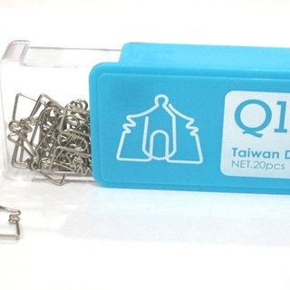 Jiang Tong ‧Qlip shape paperclip - Chiang Kai-shek Memorial Hall section