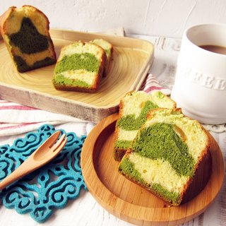 Xiangyou Matcha Pound Cake - 8 Pieces (Box)