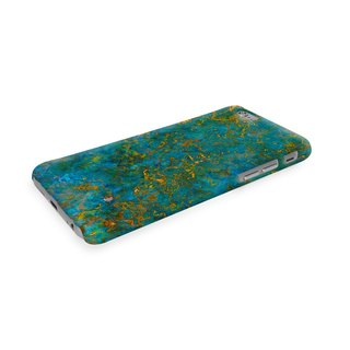 green marble printed 3D Full Wrap Phone Case, available for  iPhone 7, iPhone 7 Plus, iPhone 6s, iPhone 6s Plus, iPhone 5/5s, iPhone 5c, iPhone 4/4s, Samsung Galaxy S7, S7 Edge, S6 Edge Plus, S6, S6 Edge, S5 S4 S3  Samsung Galaxy Note 5, Note 4, Note 3,  N