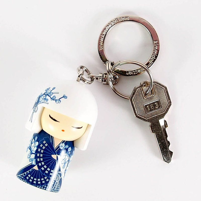 Keychain-Mana Cute and charming [Kimmidoll and blessing doll]