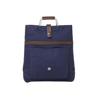 Amore Aigad Portable Back Side Backpack - Blue