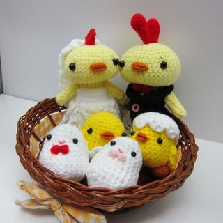 Special order for you - happy to accompany you to lead the way into Ji super cute chicken