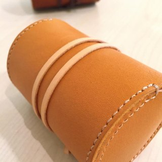 STAMP LEATHER CASE
