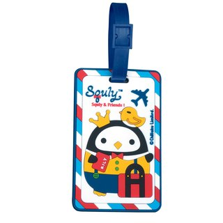 Kily PVC Luggage Tag (E048SQS)
