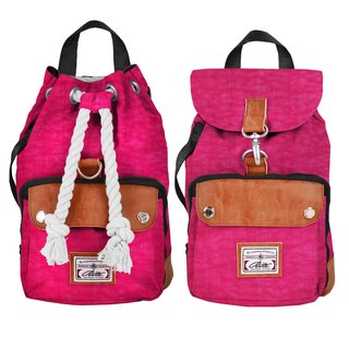 RITE twin package ║ boxing bag x exploration package (S) - washing pink ║