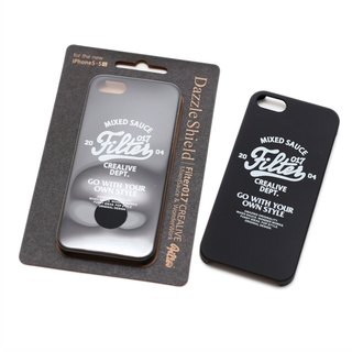 Filter017 - phone protective shell - Vintage Fonts iPhone Case - 5 / 5S phone protective shell retro fonts