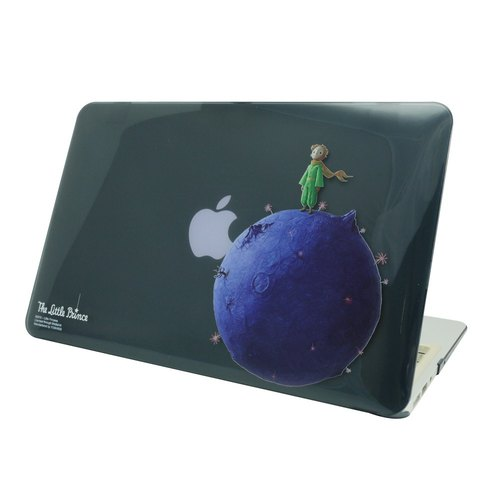 "Little Prince Movie Edition Authorized Series - [My B612 Planet] ""Macbook Pro / Air 13"" Special ""Crystal Shell"