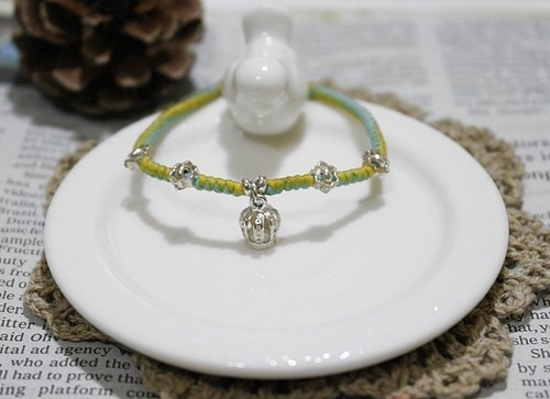 Thai Silk Wax Line X silverware _ Crown Princess // optional color //