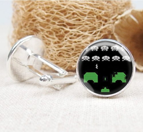 Classic Games - shirt cufflinks fashion accessories ︱ ︱ boys gifts