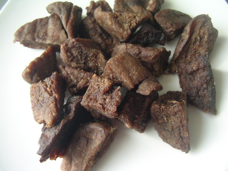Allergy dog ​​hand-dried meat - [lamb horn or beef horn] -50g
