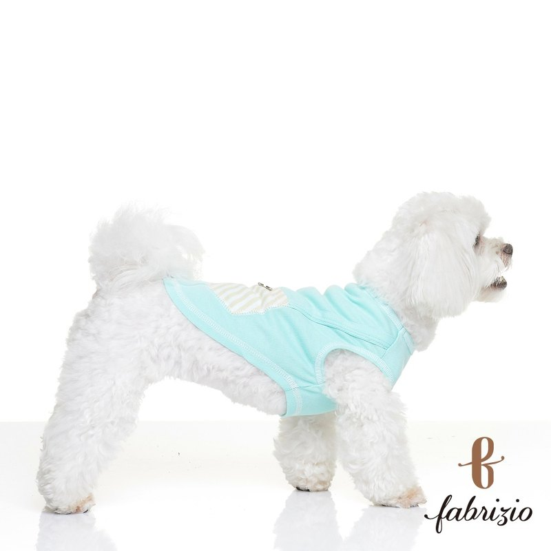 method Beach Tee pet clothing vest pocket styling