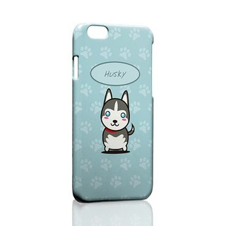Q version Malamute ordered Samsung S5 S6 S7 note4 note5 iPhone 5 5s 6 6s 6 plus 7 7 plus ASUS HTC m9 Sony LG g4 g5 v10 phone shell mobile phone sets phone shell phonecase