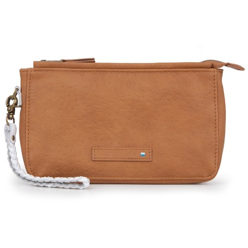 GOLLA Northern Europe and Finland will fashion wrist bag / admission package Air wristlet deluxe G1630 Brown
