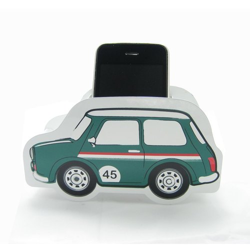 Cool Pen - Car styling series (green Austin Mini) / stationery Storage / Specials