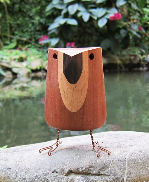 "Wood Bird "" gung brother """