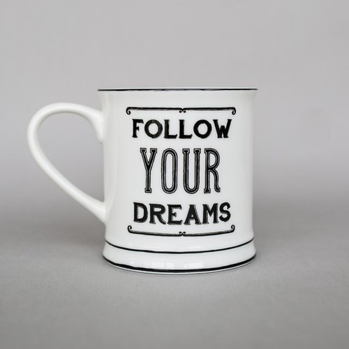 OOPSY Life - Dream it Mug - RJB