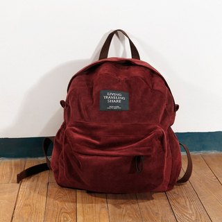 ntmy. After the original corduroy shoulder bag backpack