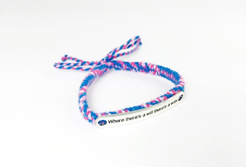 """Import light blue braid x Private Message tag"""
