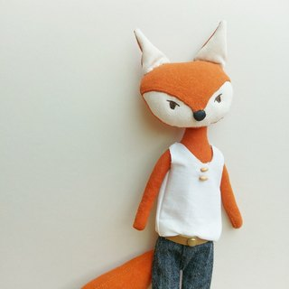 Handsome little fox