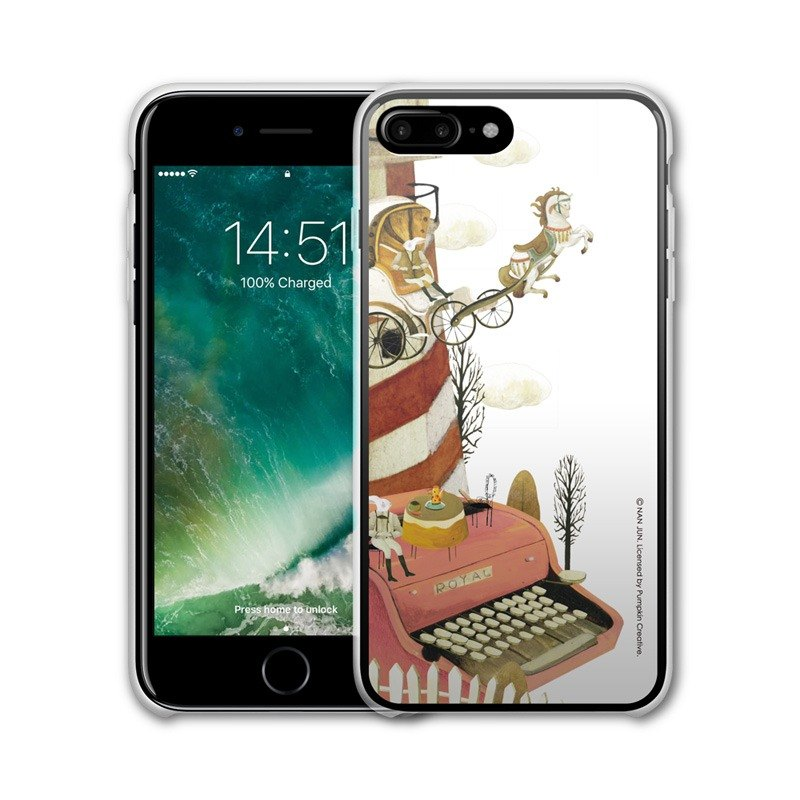 AppleWork iPhone 6/7/8 Plus Original Design Case - Nanjun PSIP-366
