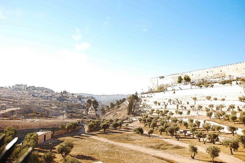 耶路薩冷。以色列---無框畫